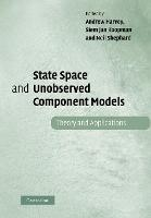 State Space and Unobserved Component Models: Theory and Applications (Paperback)