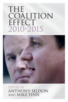 The Coalition Effect, 2010-2015 (Paperback)