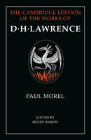 Paul Morel - The Cambridge Edition of the Works of D. H. Lawrence (Paperback)