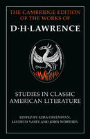 Studies in Classic American Literature - The Cambridge Edition of the Works of D. H. Lawrence (Paperback)