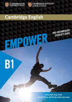 Cambridge English Empower Pre-intermediate Student's Book (Paperback)