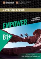 Cambridge English Empower Intermediate Student's Book (Paperback)
