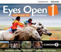 Eyes Open: Eyes Open Level 1 Class Audio CDs (3) (CD-Audio)