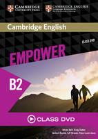 Cambridge English Empower Upper Intermediate Class DVD (DVD video)