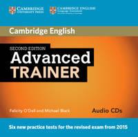 Advanced Trainer Audio CDs (3) (CD-Audio)