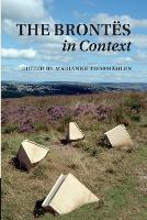 The Brontes in Context - Literature in Context (Paperback)