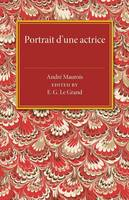 Portrait d'une actrice: Being an Extract from Meipe (Paperback)