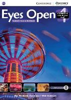 Eyes Open Level 4 Combo A with Online Workbook and Online Practice - Eyes Open