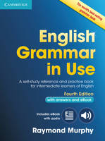 English language teaching elt books waterstones english grammar in use book with answers and interactive ebook fandeluxe Gallery
