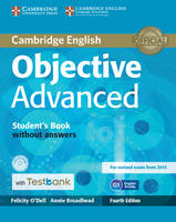 Objective Advanced Student's Book without Answers with CD-ROM with Testbank - Objective