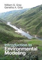 Introduction to Environmental Modeling (Paperback)