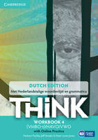 Think Level 4 Workbook with Online Practice Netherlands Edition, British English: Level 4