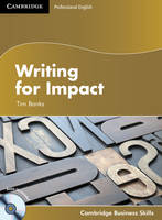 Writing for Impact Student's Book with Audio CD
