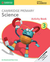 Cambridge Primary Science: Cambridge Primary Science Stage 3 Activity Book (Paperback)
