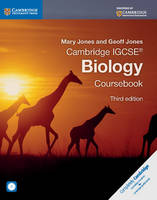 Cambridge IGCSE (R) Biology Coursebook with CD-ROM - Cambridge International IGCSE