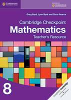 Cambridge Checkpoint Mathematics Teacher's Resource 8 (CD-ROM)