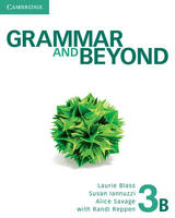 Grammar and Beyond Level 3 Student's Book B and Writing Skills Interactive for Blackboard Pack - Grammar and Beyond