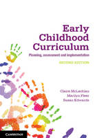 Early Childhood Curriculum: Planning, Assessment, and Implementation (Paperback)