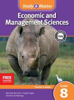 Study & Master Economic and Management Sciences Teacher's Guide Grade 8 - CAPS Economic and Management Sciences (Paperback)