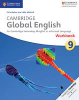 Cambridge Global English Stage 9 Workbook: for Cambridge Secondary 1 English as a Second Language (Paperback)