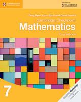 Cambridge Checkpoint Mathematics Coursebook 7 (Paperback)