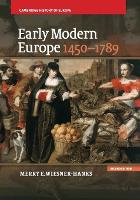 Early Modern Europe, 1450-1789 - Cambridge History of Europe (Paperback)