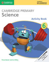 Cambridge Primary Science: Cambridge Primary Science Stage 6 Activity Book (Paperback)