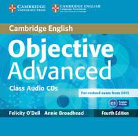 Objective Advanced Class Audio CDs (2) - Objective (CD-Audio)