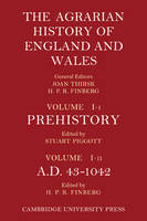 Agrarian History of England and Wales: The Agrarian History of England and Wales 8 Volume Set in 12 Paperback Parts
