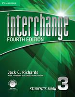 Interchange Fourth Edition: Interchange Level 3 Student's Book with Self-study DVD-ROM
