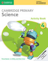 Cambridge Primary Science: Cambridge Primary Science Stage 4 Activity Book (Paperback)