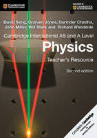 Cambridge International AS and A Level Physics Teacher's Resource CD-ROM (CD-ROM)