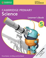 Cambridge Primary Science: Cambridge Primary Science Stage 5 Learner's Book (Paperback)