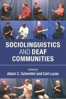 Sociolinguistics and Deaf Communities (Paperback)