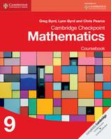 Cambridge Checkpoint Mathematics Coursebook 9 (Paperback)