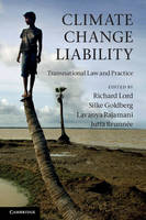 Climate Change Liability: Transnational Law and Practice (Paperback)