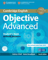 Objective Advanced Student's Book without Answers with CD-ROM - Objective