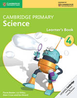 Cambridge Primary Science: Cambridge Primary Science Stage 4 Learner's Book (Paperback)