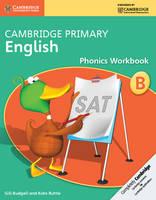 Cambridge Primary English Phonics Workbook B - Cambridge Primary English (Paperback)