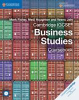 Cambridge IGCSE (R) Business Studies Coursebook with CD-ROM - Cambridge International IGCSE