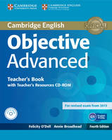 Objective Advanced Teacher's Book with Teacher's Resources CD-ROM - Objective