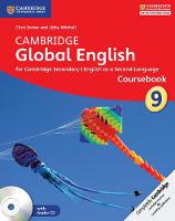 Cambridge Global English Stage 9 Coursebook with Audio CD: for Cambridge Secondary 1 English as a Second Language