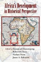 Africa's Development in Historical Perspective (Paperback)