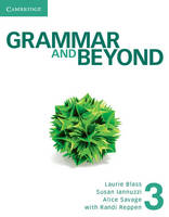 Grammar and Beyond: Grammar and Beyond Level 3 Student's Book and Workbook (Paperback)