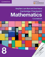 Cambridge Checkpoint Mathematics Coursebook 8 (Paperback)