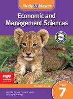 Study & Master Economic and Management Sciences Teacher's Guide Grade 7 Teacher's Guide - CAPS Economic and Management Sciences (Paperback)