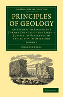 Principles of Geology 3 Volume Paperback Set