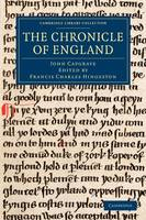 The Chronicle of England - Cambridge Library Collection - Rolls (Paperback)