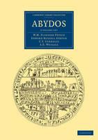 Abydos 3 Volume Set - Cambridge Library Collection - Egyptology