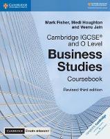Cambridge IGCSE (R) and O Level Business Studies Revised Coursebook with Cambridge Elevate Enhanced Edition (2 Years) - Cambridge International IGCSE